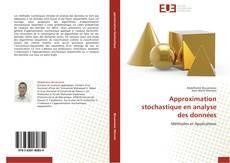 Capa do livro de Approximation stochastique en analyse des données