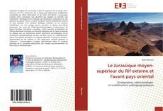 Le Jurassique moyen-supérieur du Rif externe et l'avant pays oriental kitap kapağı