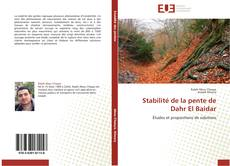 Couverture de Stabilité de la pente de Dahr El Baidar