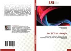 Обложка Les TICE en biologie