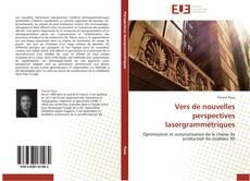 Bookcover of Vers de nouvelles perspectives lasergrammétriques