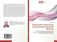 Portada del libro de Libéralisation commerciale et élasticité de la demande de travail