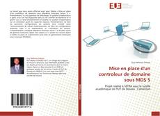 Copertina di Mise en place d'un controleur de domaine sous MDS 5