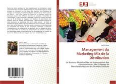 Capa do livro de Management du Marketing Mix de la Distribution