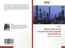 Copertina di Optimisation de La récupération Des Liquides Hydrocarbures