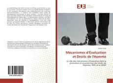 Portada del libro de Mécanismes d'Évaluation et Droits de l'Homme