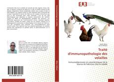 Copertina di Traité d'immunopathologie des volailles