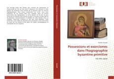 Capa do livro de Possessions et exorcismes dans l'hagiographie byzantine primitive