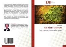 Capa do livro de Ard-Yašt de l'Avesta