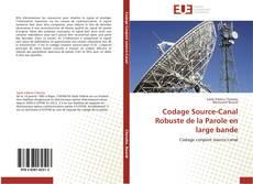Couverture de Codage Source-Canal Robuste de la Parole en large bande