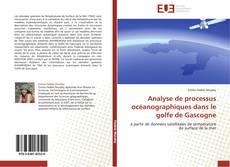 Analyse de processus océanographiques dans le golfe de Gascogne的封面