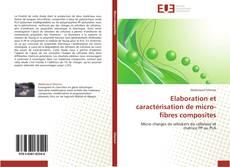 Portada del libro de Elaboration et caractérisation de micro-fibres composites