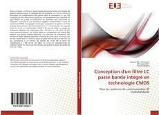 Conception d'un filtre LC passe bande intégré en technologie CMOS kitap kapağı