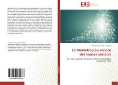 Bookcover of Le Marketing au service des causes sociales