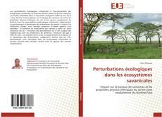 Bookcover of Perturbations écologiques dans les écosystèmes savanicoles