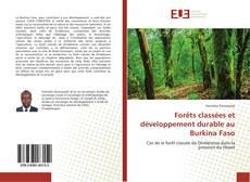 Bookcover of Forêts classées et développement durable au Burkina Faso