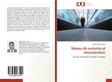 Capa do livro de Niveau de scolarité et rémunération