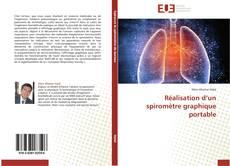 Couverture de Réalisation d'un spiromètre graphique portable