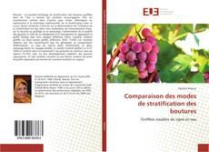 Buchcover von Comparaison des modes de stratification des boutures
