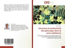 Bookcover of Structure et productivité des pâturages dans la zone sahélienne