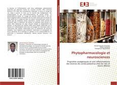 Capa do livro de Phytopharmacologie et neurosciences