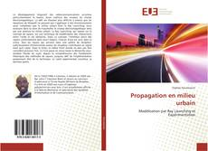 Обложка Propagation en milieu urbain