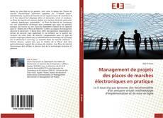 Portada del libro de Management de projets des places de marchés électroniques en pratique