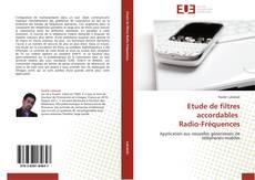 Buchcover von Etude de filtres accordables   Radio-Fréquences