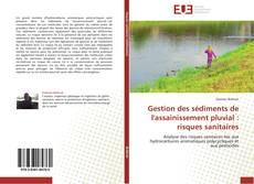 Copertina di Gestion des sédiments de l'assainissement pluvial : risques sanitaires