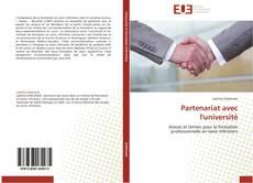 Bookcover of Partenariat avec l'université