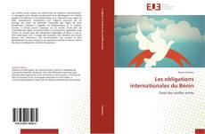 Bookcover of Les obligations internationales du Bénin