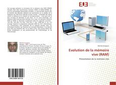 Bookcover of Evolution de la mémoire vive (RAM)