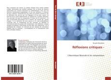 Borítókép a  Réflexions critiques - - hoz