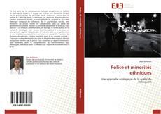 Bookcover of Police et minorités ethniques