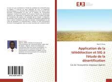 Capa do livro de Application de la télédétection et SIG à l'étude de la désertification
