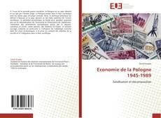 Borítókép a  Economie de la Pologne 1945-1989 - hoz