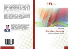 Couverture de Vibrations linéaires