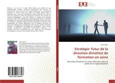 Couverture de Stratégie: futur de la direction d'institut de formation en soins