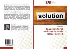 Portada del libro de Logique métier et développement de la logique backend