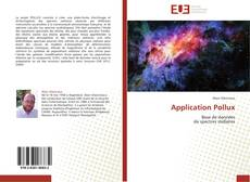 Buchcover von Application Pollux