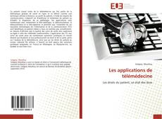 Bookcover of Les applications de télémédecine