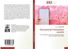 Bookcover of Tirer parti de l'innovation ouverte