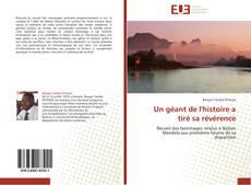 Bookcover of Un géant de l'histoire a tiré sa révérence