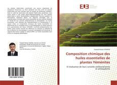 Portada del libro de Composition chimique des huiles essentielles de plantes Yéménites