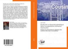 Обложка Etude de la diversité génétique dans la population humaine marocaine
