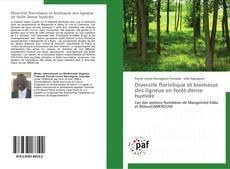 Buchcover von Diversité floristique et biomasse des ligneux en forêt dense humide