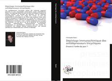 Dépistage immunochimique des antidépresseurs tricycliques kitap kapağı