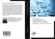 Capa do livro de De l'utilisation des bactériophages comme traitement anti-bactérien