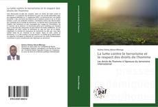Bookcover of La lutte contre le terrorisme et le respect des droits de l'homme