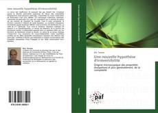 Buchcover von Une nouvelle hypothèse d'irréversibilité